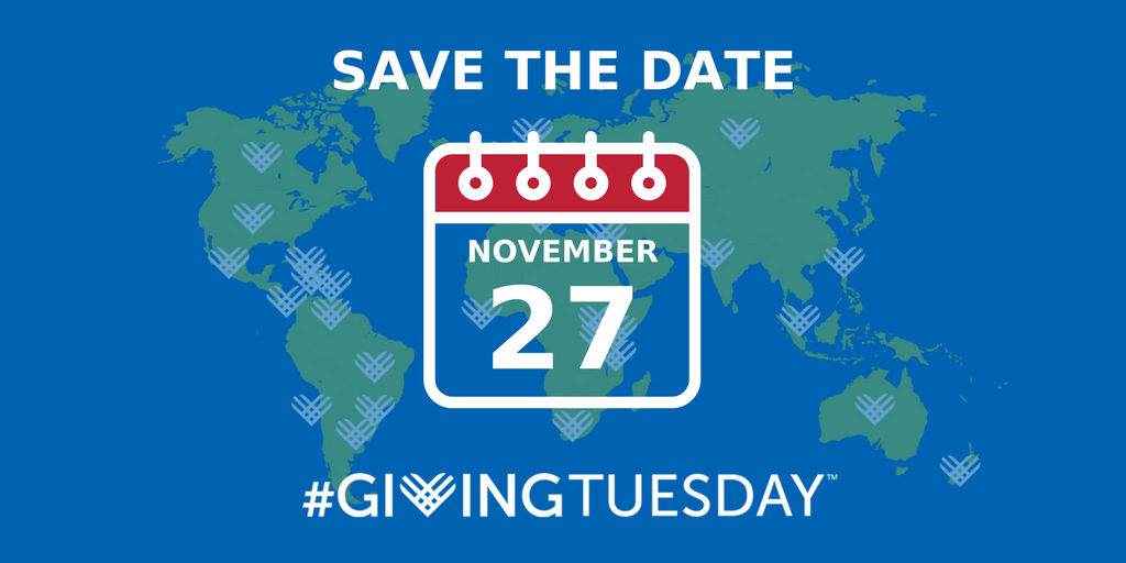 November 27th, 2018 - Giving Tuesday