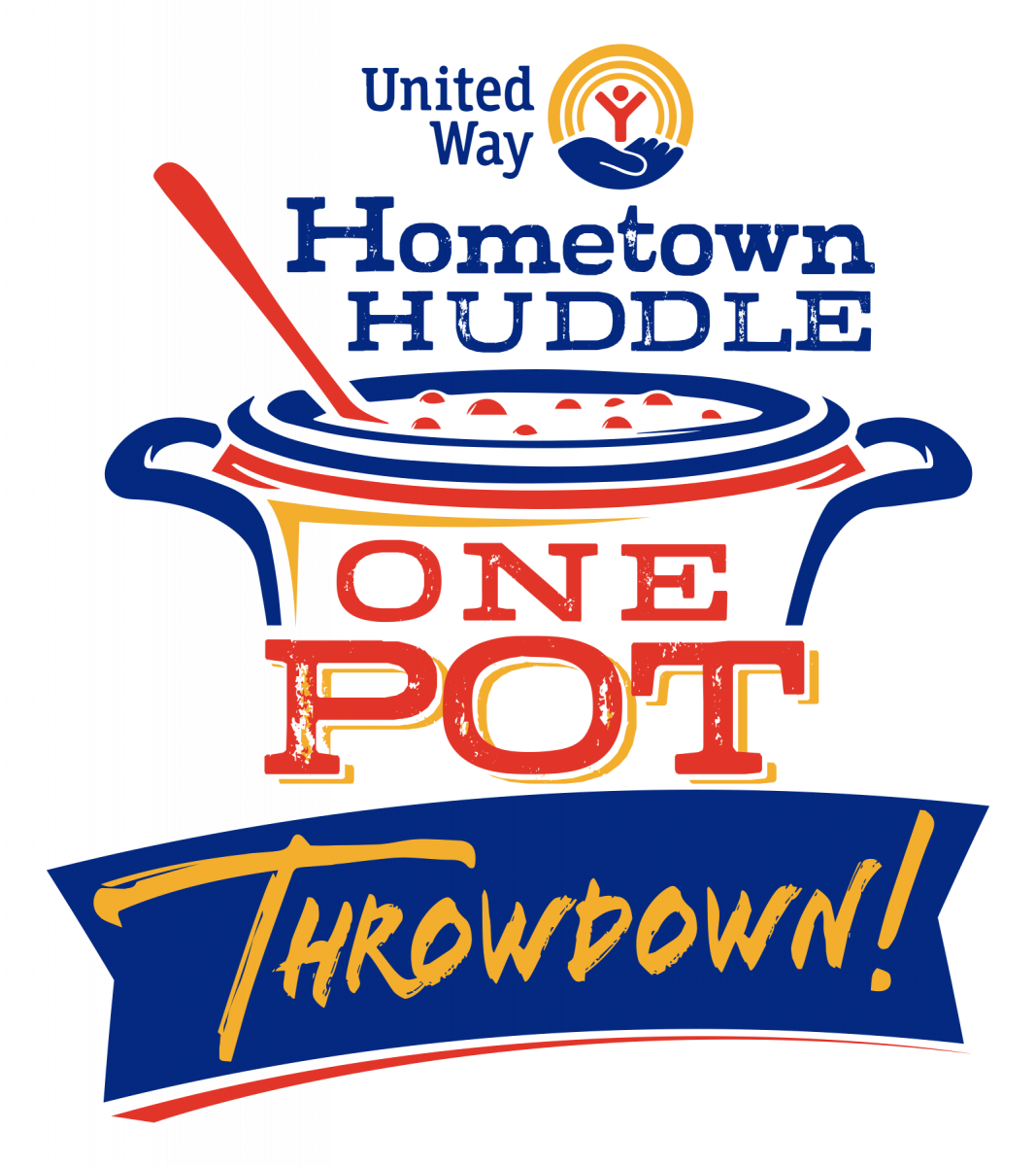 United Way of Beaumont and Greater Jefferson County's 3rd Annual Hometown Huddle and One Pot Throwdown.